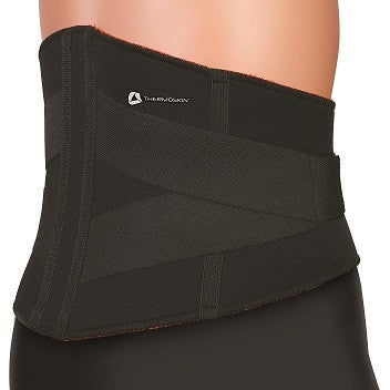 Image of Thermoskin Lumbar Support black