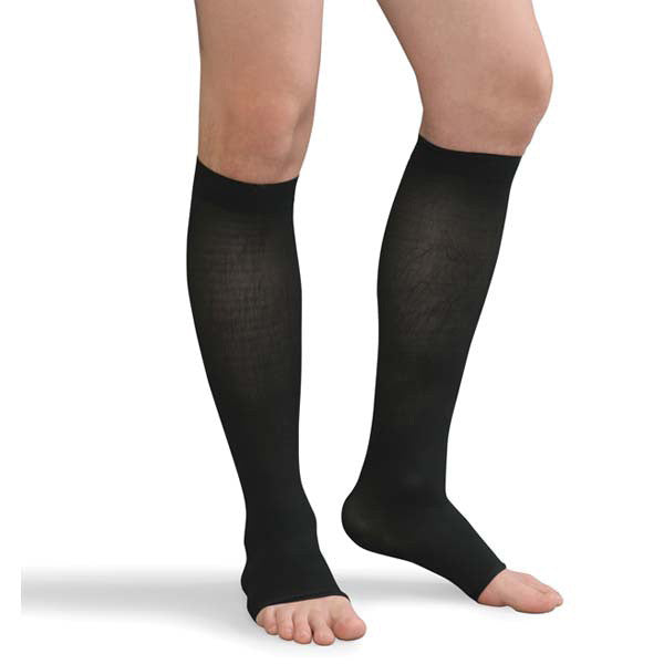Knee High Compression Stockings - 20-30 mm Hg Compression