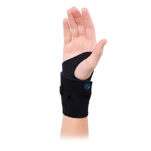 Neoprene Wrist-Wrap Support