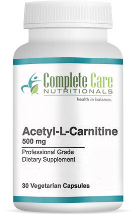 Image of Acetyl-L-Carnitine / 500 mg