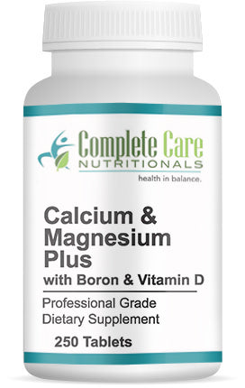 Image of Calcium & Magnesium Plus