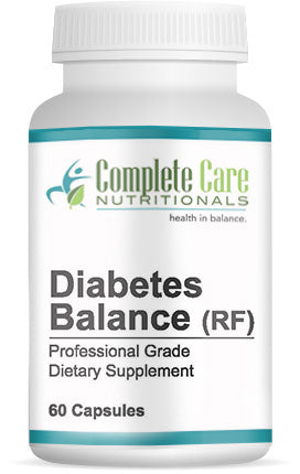 Image of Diabetes Balance (RF) 60 Caps