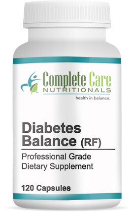 Image of Diabetes Balance (RF) 120 Caps