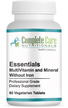 Image of Essentials Multivitamin and Mineral without Iron