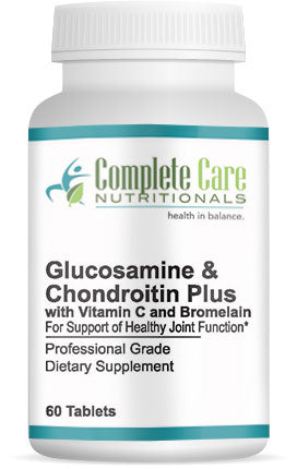 Glucosamine & Chondroitin Plus - 60 count