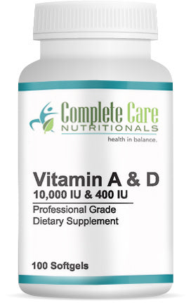 Image of Vitamin A & D
