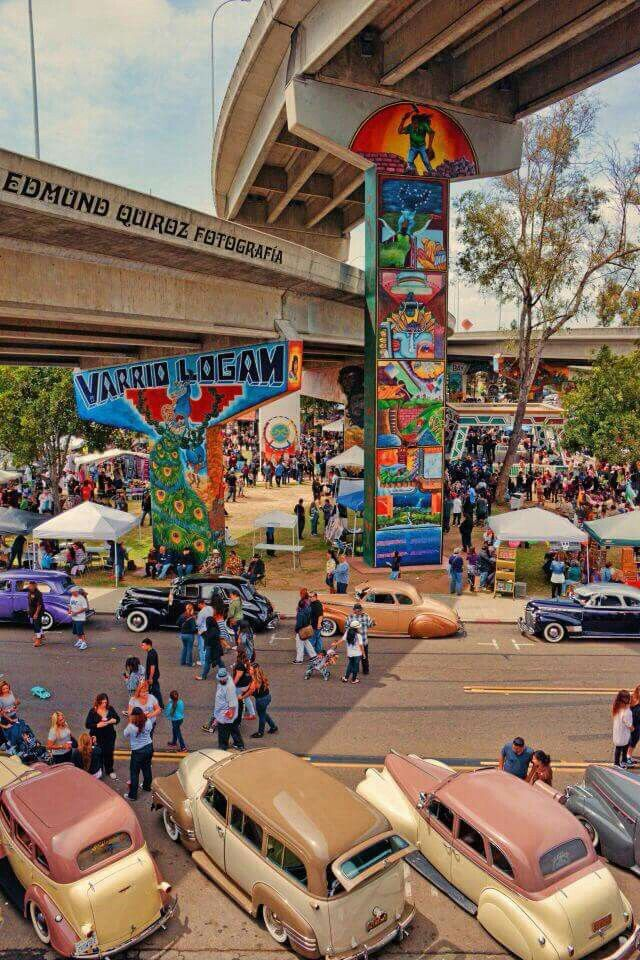 West Coast Wednesdays - Chicano Park