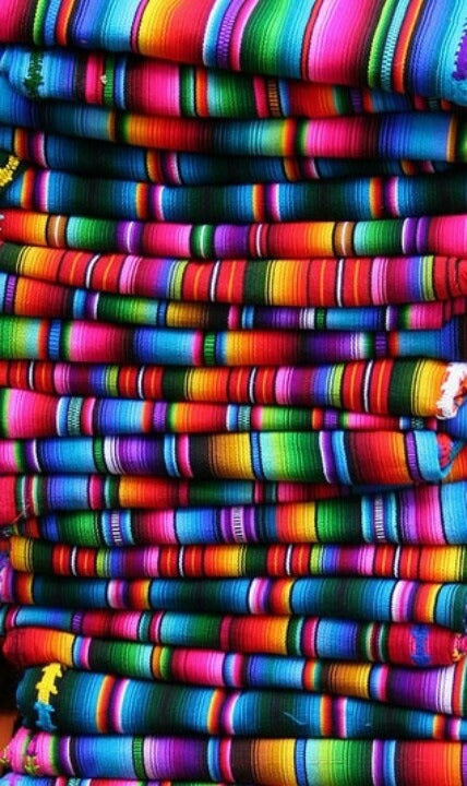 De Colores: What?! I Like Colorful Stuff!