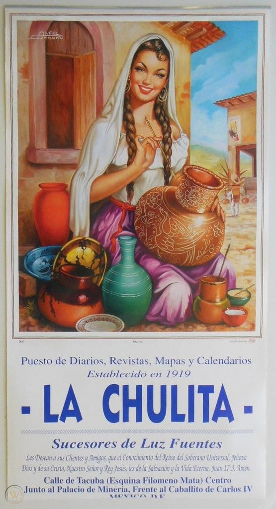 History: Mexican Calendars