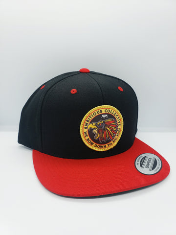 Accessories - Snapback - Grito de Guerra Black/Red
