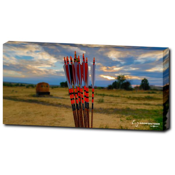 The Perfect Bouquet - Premium Canvas Gallery Wrap