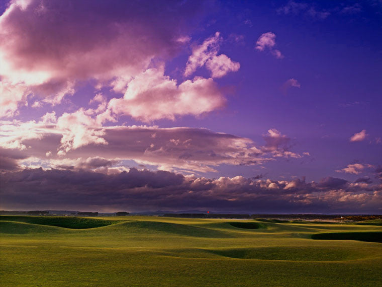 St Andrews Golf Links,The Old Course, Scotland.