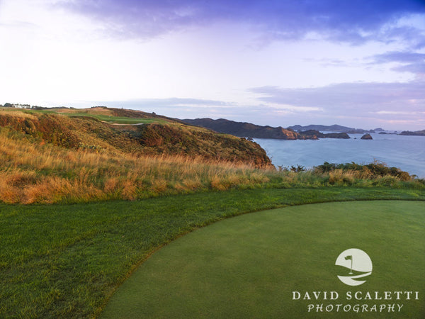 New Zealand - Golf Photography Gallery