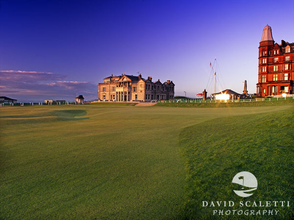 Scotland - Golf Photography Gallery