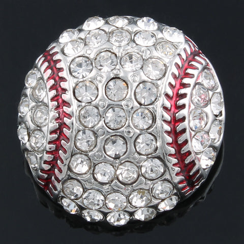 baseball snap essential oil snap the oily amulet aromatherapy jewelry