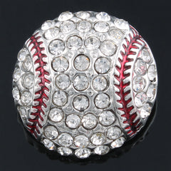 Blingy Baseball Snap