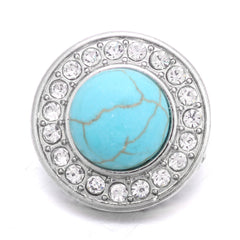 turquoise snap essential oil snap the oily amulet aromatherapy jewelry