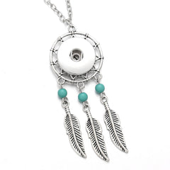 Dreamcatcher Snap Necklace