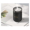 Image of candle essential oil diffuser USB humidifier essential oil lamp
