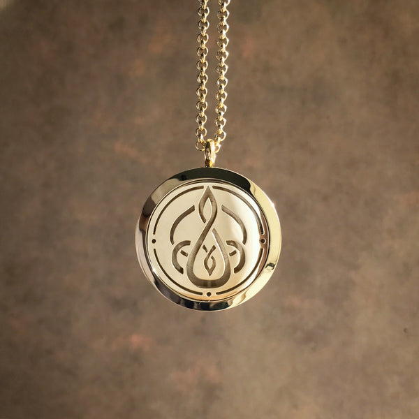 Essential Oil Necklace