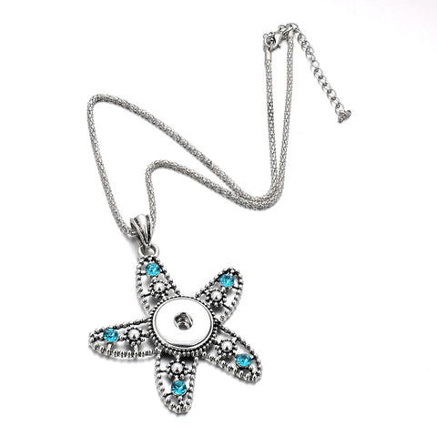 starfish essential oil snap necklace essential oil diffuser necklace snap necklace ginger snap the oily amulet snap locket