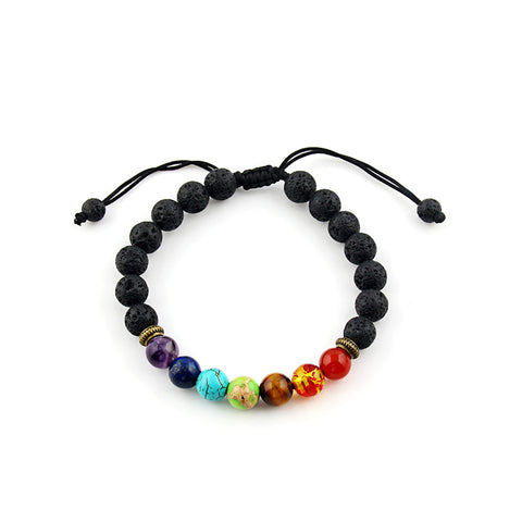 chakra essential oil lava bracelet diffuser jewelry the oily amulet