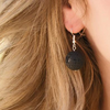 Image of Lava Bead Diffuser Earrings