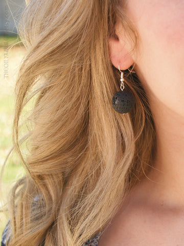 Essential Oil Earings Diffuser Jewelry