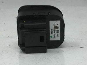 2008 Volkswagen Golf Driver Left Door Master Power Window Switch W484g - Oemusedautoparts1.com