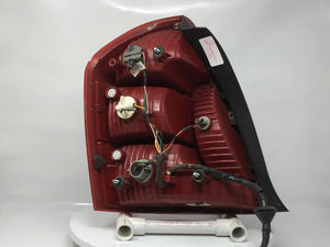 2006-2011 Hyundai Accent Passenger Right Side Tail Light Taillight Oem 10339 - Oemusedautoparts1.com