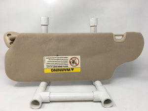 1998 Mercury Sable Passenger Right Sun Visor Sunvisor 17603 - Oemusedautoparts1.com