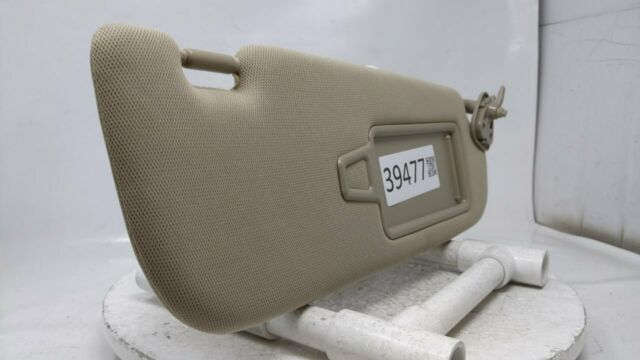 2011 2012 2013 2014 Kia Optima Passenger Right Sun Visor Sunvisor Tan 39477 Stock #39477