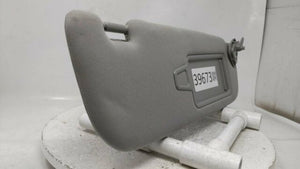 2011 2012 2013 2014 Kia Optima Passenger Right Sun Visor Sunvisor Gray 39673 Stock #39673