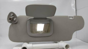 2000 Ford Taurus Driver Left Sun Visor Sunvisor Light Grey R10s15b05