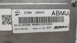 2013 2014 2015 2016 Chevrolet Equinox Engine Computer Ecu Pcm Oem 12653998 R9s07b14 Stock #36609