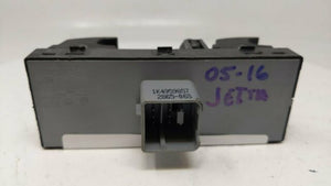 2005 Volkswagen Jetta Driver Left Door Master Power Window Switch 35152 R8s22b10