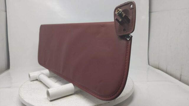 1988 1989 1990 1991 FORD CROWN VICTORIA PASSENGER SIDE SUN VISOR SUNVISOR RED 13Y587