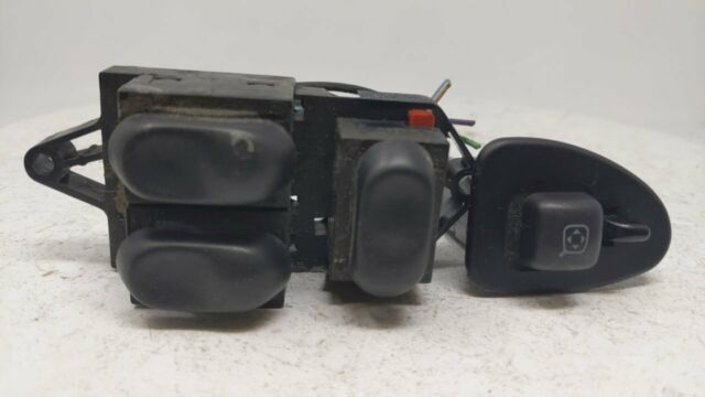 2000 2001 2002 2003 Ford Escort Master Driver Power Window Switch R9s20b25