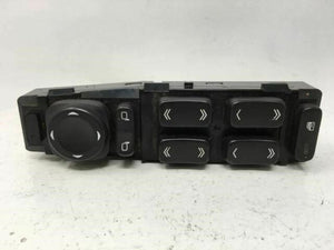2005 Cadillac Srx  Driver Left Door Master Power Window Switch W165h - Oemusedautoparts1.com