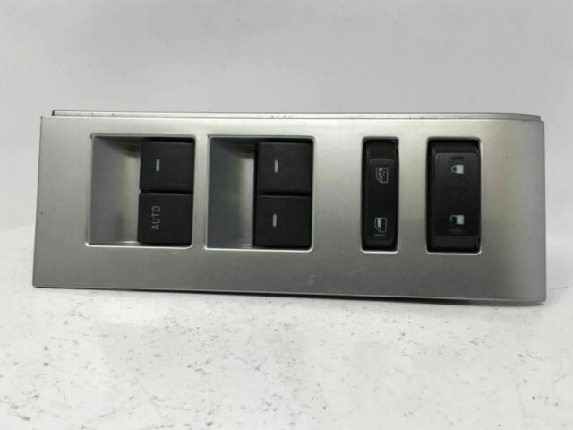2008 Ford Explorer  Driver Left Door Master Power Window Switch W85e - Oemusedautoparts1.com