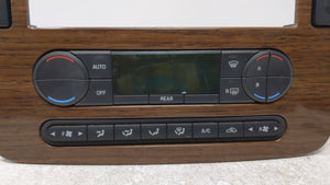 2004-2007 Ford Freestar Ac Heater Climate Control 3f2h-18d422-af 27708