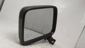1987 1988 1989 1990 1991 1992 1993 1994 Nissan Pickup Black Driver Rear View Door Mirror 37561 Stock #37561