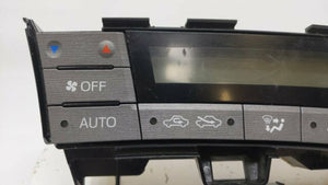 2012 Prius Climate Control Temperature Ac Heat Switch R8s34b24