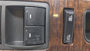 2008 Taurus  Master Power Window Switch Left Driver Wood R8S10B15