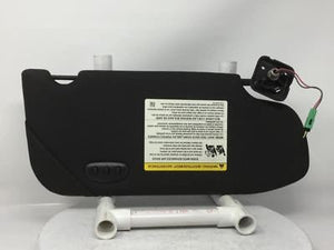 2010 2011 2012 2013 2014 2015 2016 Lincoln Mks Driver Left Sun Visor Shade Mirror Oem W433a - Oemusedautoparts1.com