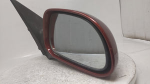 2004 Kia Optima Passenger Right Side View Power Door Mirror Red R8s12b19