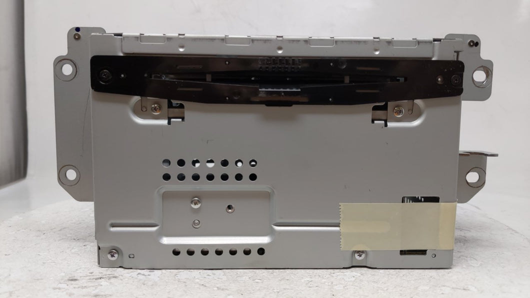 2010 Mercury Mercury AM FM CD Player Radio Receiver  39038