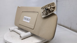 2004-2008 FORD F-150 Passenger Right Sun Visor Sunvisor Tan 39696