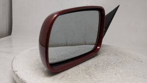 1998-2004 Volkswagen Passat Red Driver Rear View Door Mirror 39713