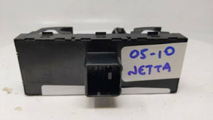 2005 Volkswagen Jetta Driver Left Door Master Power Window Switch R8s22b10